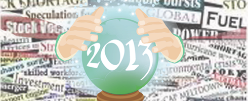 Predictions for 2013 by Way of Mexico